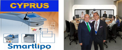 June 2007 - Smartlipo launch Nicosia Medical Center Cyprus, Cyprus