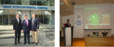December 2009 - Hisar Intercontinental Hospital, Turkey