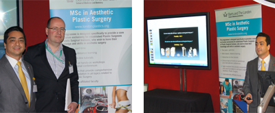 February 2013 - Aesthetic Surgery Conference - Queen Mary University - London, UK