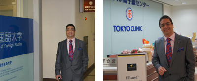 January 2012 - Official Launch of Ellanse in Japan, Japan