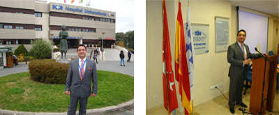 November 2012 - Exclusive European Cellulaze Conference , Spain