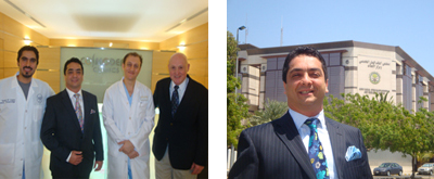 March 2010 - King Faisal Specialist Hospital and Research Centre, Saudi Arabia