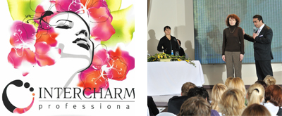 April 2011 - InterCHARM Cosmetic and Aesthetic Conference, Russia