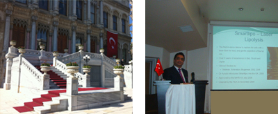 November 2010 - International Aesthetic Conference , Turkey