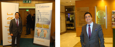 November 2012 - Cellulaze Laser Conference at The RSM, UK