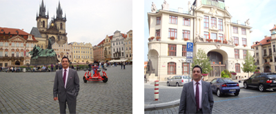 September 2012 - International Cosmetic Surgery Conference, Czech Republic