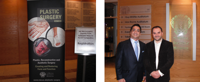 January 2013 - Facial Transplantation Conference -The RSM - London, UK