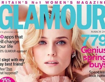Grace For GLAMOUR